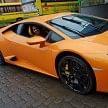 BJP MLA gifts wife 5.5 crore Lamborghini, she rams into auto