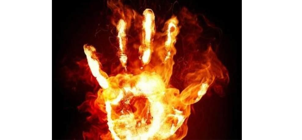 Ex-service man sets himself on fire in kangra himachal pradesh