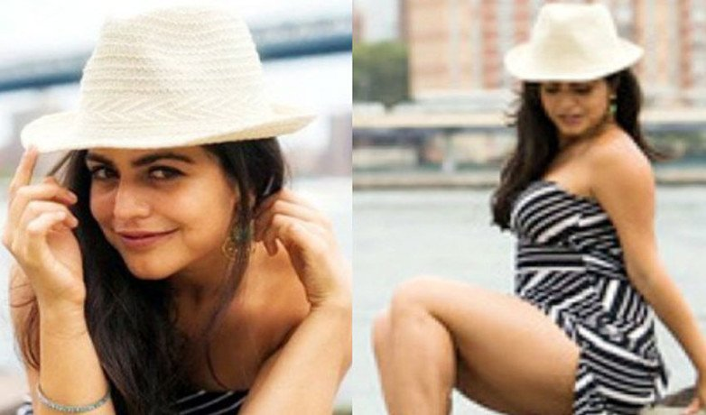 shenaz treasury shared her vacation photos in instagram