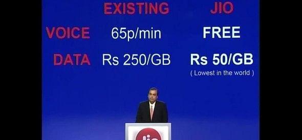 Demonetisation is a good move to make India Digital: Ambani