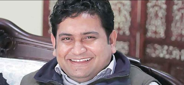 Sandeep Kumar who found involved in Sex scandal once said he touches feet of wife in the morning