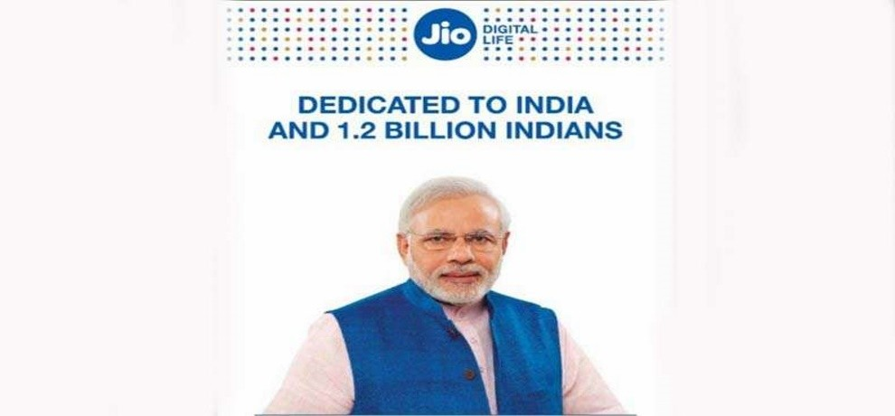 PM's office says Reliance had no permission For Modi's face in Jio ads
