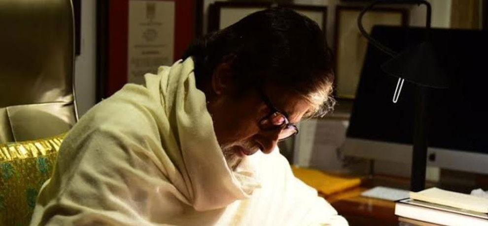 अमिताभ बच्चन ने लिखा आराध्या और नव्या को खत , पढ़कर आपकी आँखों में आँसू आ जाएंगे !
