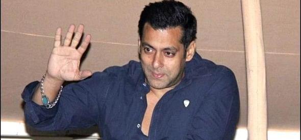 Bollywood Actor Salman Khan Tubelight Movie Shooting