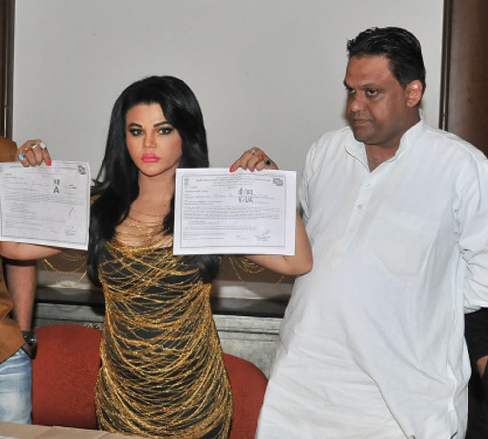 rakhi sawant thrashed censor board