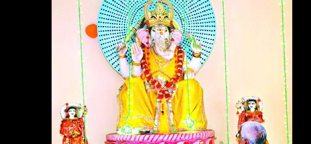 Ganesh Chaturthi Today, women keep a fast