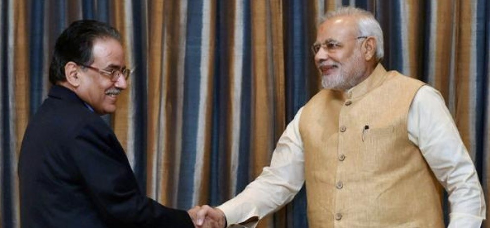 Nepal wants to be a dynamic bridge between India & China: Prachanda