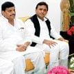 when rift started between Akhilesh yadav and uncle Shivpal Yadav