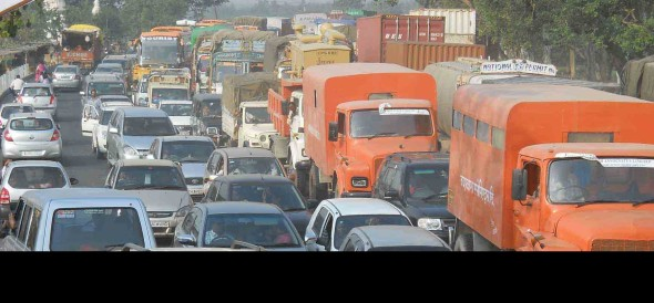 Traffic jams : several policemen suspended