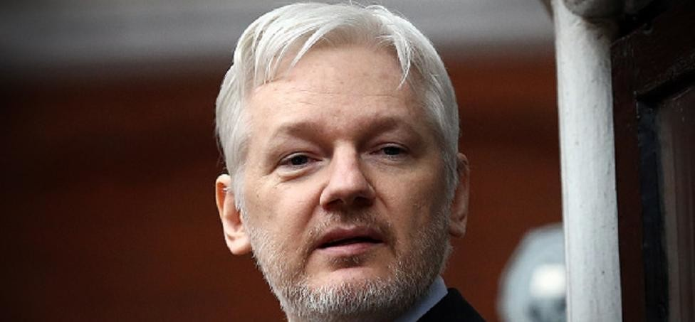 Ecuador says it cut Assange's internet over US election leak