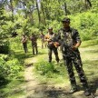 heavy amount of explosives found in Jammu and Kashmir