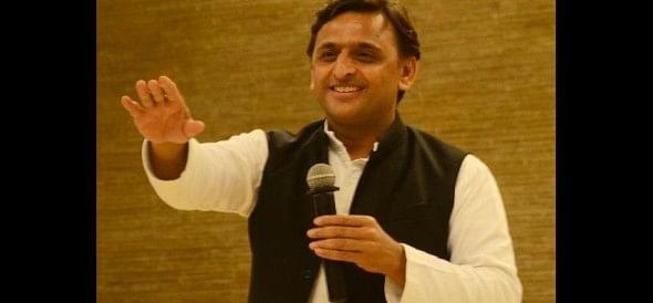 SP feud benefits Akhilesh; he's more popular than Mulayam: Survey