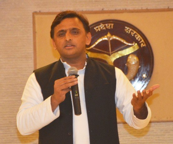 Akhilesh yadav on conflict in samajwadi party.