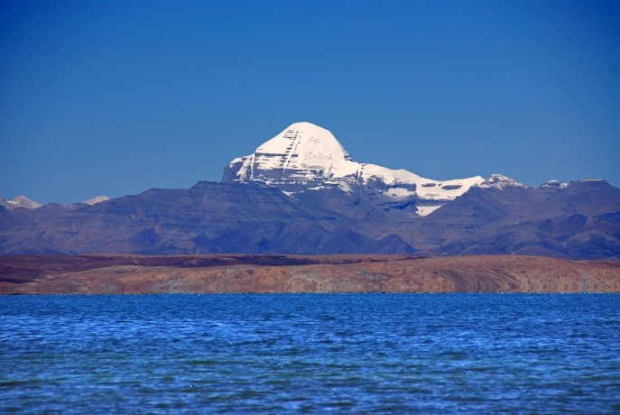 kailash mansarovar soon will be in world heritage.