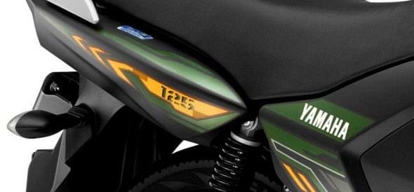 Yamaha Saluto Now Also Available In Matt Green Colour