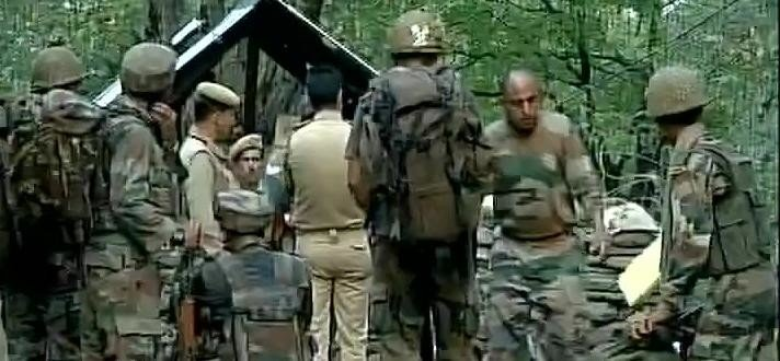10 terrorist killed in kashmir