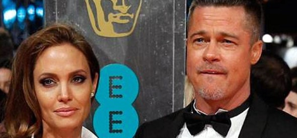 Brad Pitt's mid-air-argument with children led Angelina Jolie filing divorce
