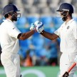 after 8 years India's top-three made scores of 30 or more in both innings of a Test