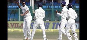 team india returned to the bowl edge