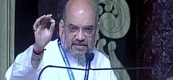 We are ready to talk on Kashmir, say Amit Shah in Party national council meeting