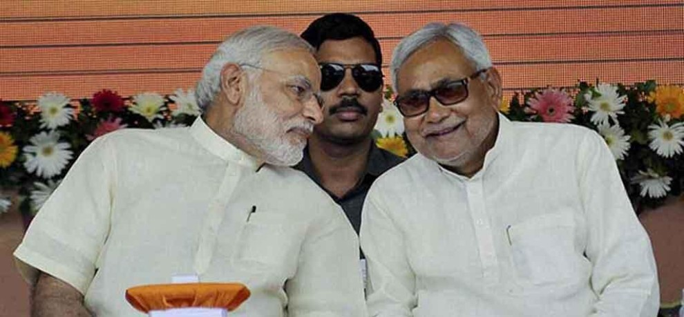 Are Narendra Modi and Nitish Kumar Coming Together?
