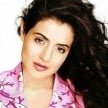 amisha patel shares her photo in bathroom