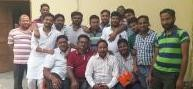 The term of formation meeting of youth organizations, Kurukshetra.