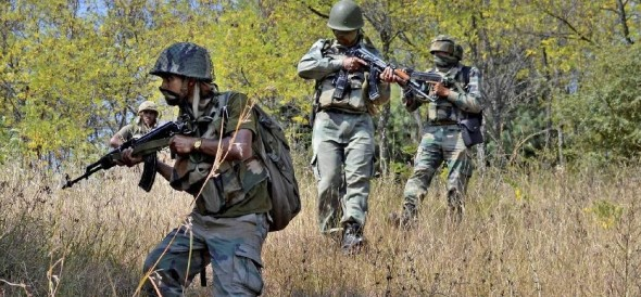 """Indian Army conducted surgical strikes on terror launch pads on the LoC last night"""""""
