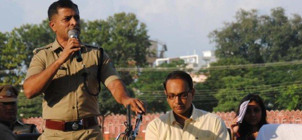 Security ,president india ,visit,देहरादून,राष्ट्रपति,परिंदा,मार