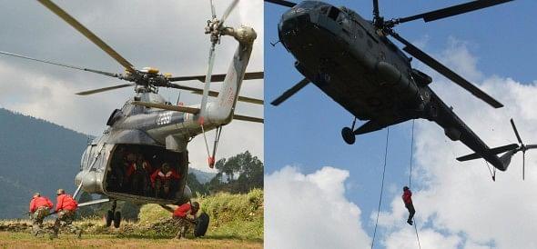 indo american soldier destroy terrorist camp in yuddhabhyas,