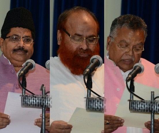 Uttar Pradesh cabinet expansion.