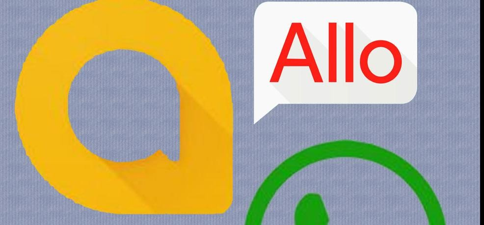 7 reasons to use google allo instead of whatsapp
