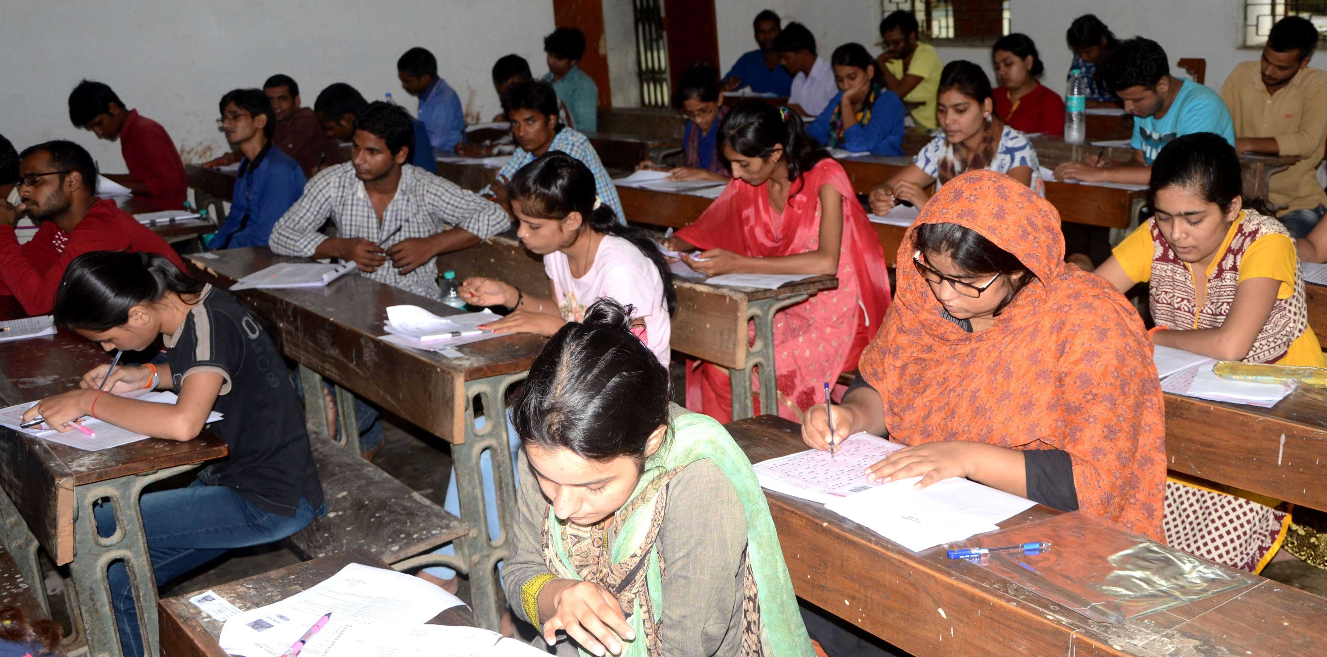 mismanagement in SSC exam
