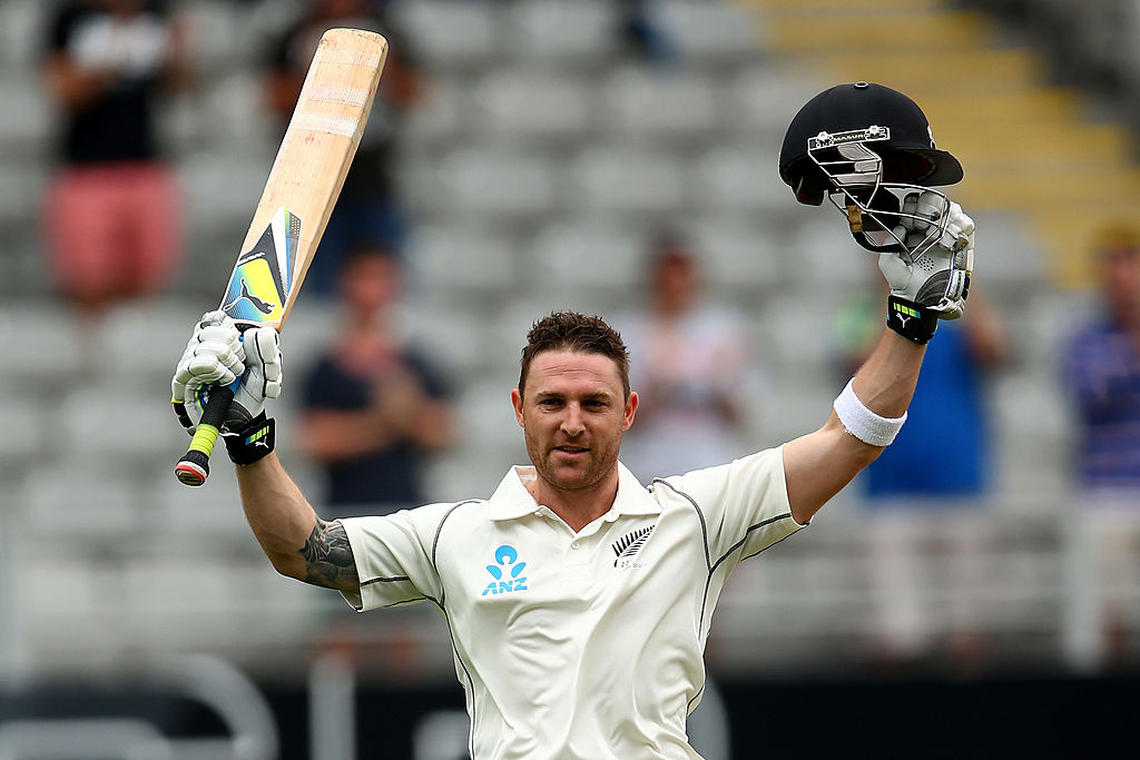 Brendon Mccullum Records In Cricket On His Birthday - बर्थडे ...