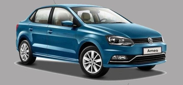 volkswagen ameo diesel to Be launched in india this week