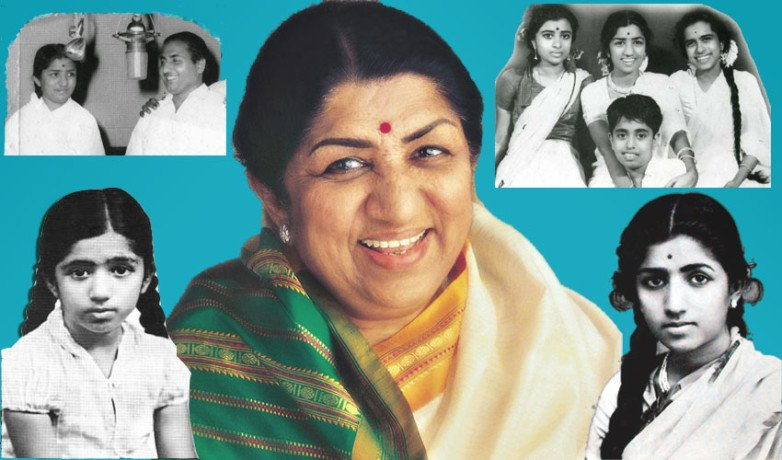birthday special life of lata mangeshkar
