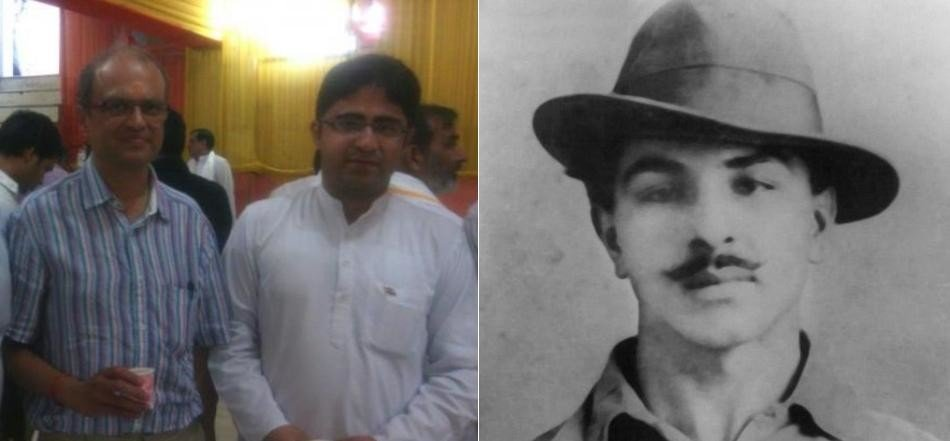 about shaheed-e-azam bhagat singh family, special news