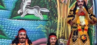 myth about king janak role in sangrali village ramila.
