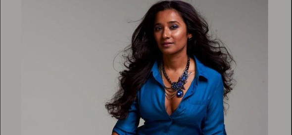 tannishtha mukherjee got angry on racial comment