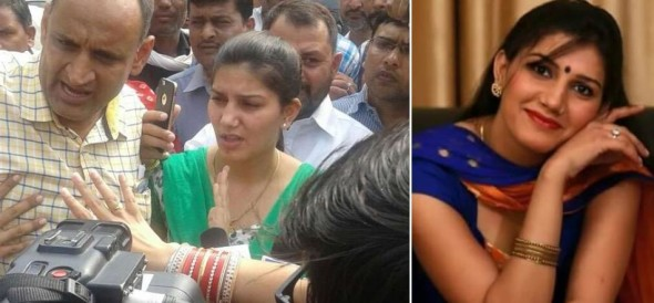 Good News for haryanvi singer sapna chaudhary Millions fans from highcourt