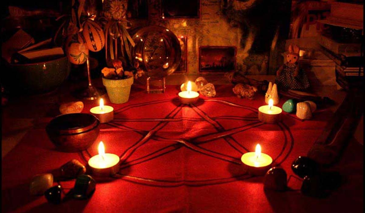 know the sign and symptoms of black magic