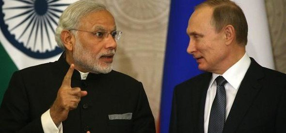Russia support india on surgical strike