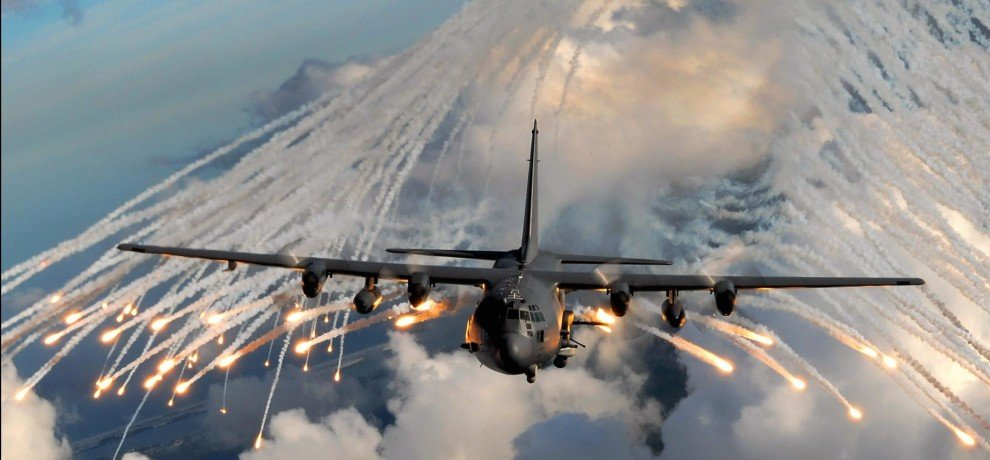 INDIAN AIRFORCE FIGHTERS TO TACKLE WITH ATTACKS ON BORDER