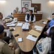 officers leave cancel in uttar pradesh.