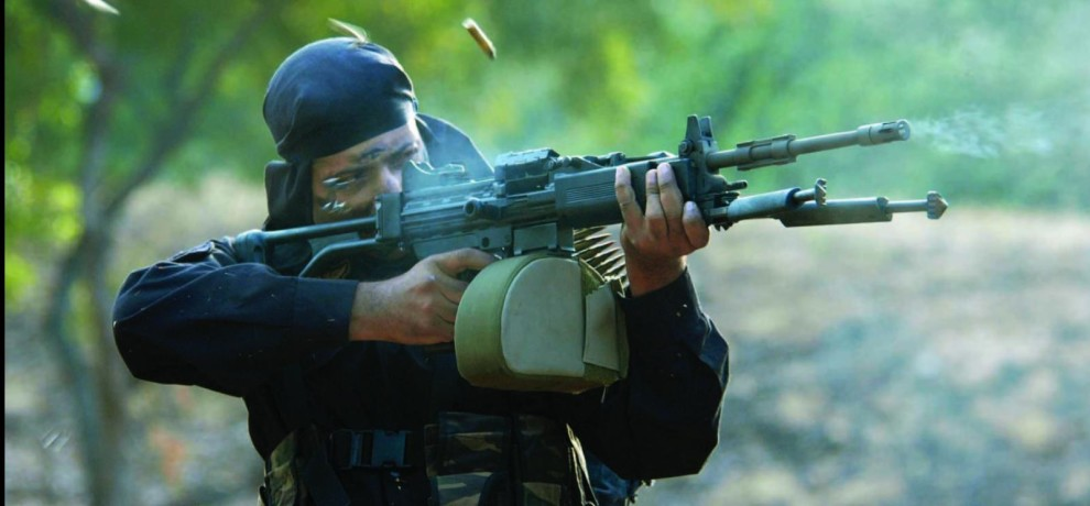 army used night vision lenses and moon as the tool while surgical strike