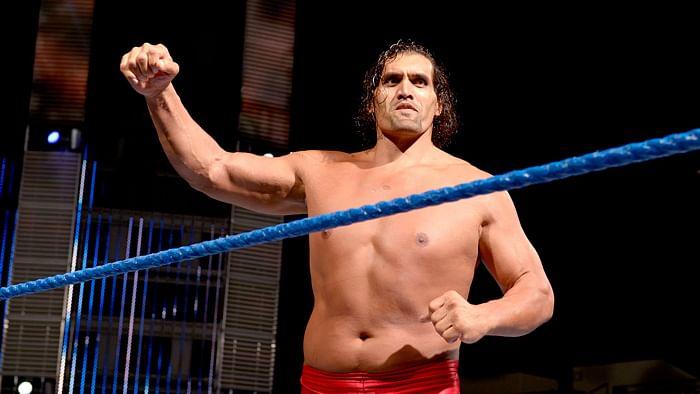 Image result for WWE चैम्पियन 'द ग्रेट खली' की 14 अनदेखी तस्वीरें