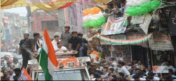 Rahul gandhi ,sandesh yaatra ,congress ,election,नवंबर,यूपी,राहुल,संदेश,यात्राए