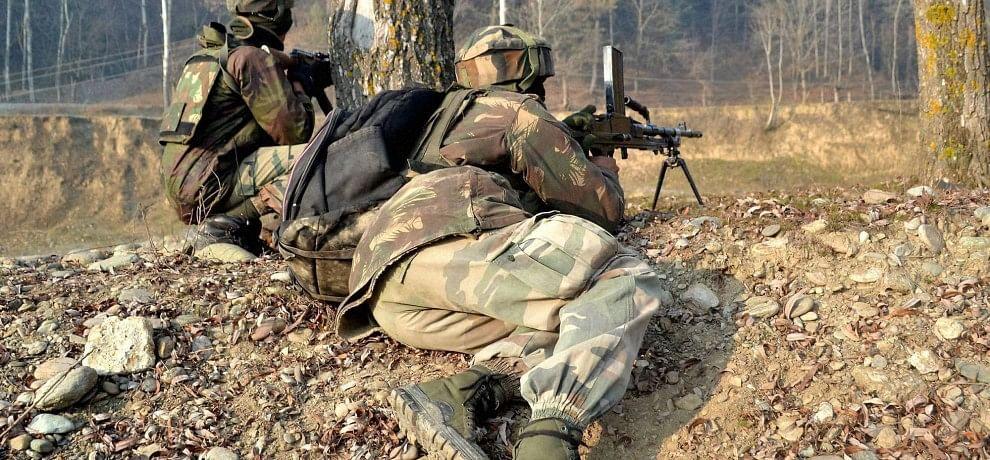 pakistan voilates ceasefire in hiranagar of kashmir