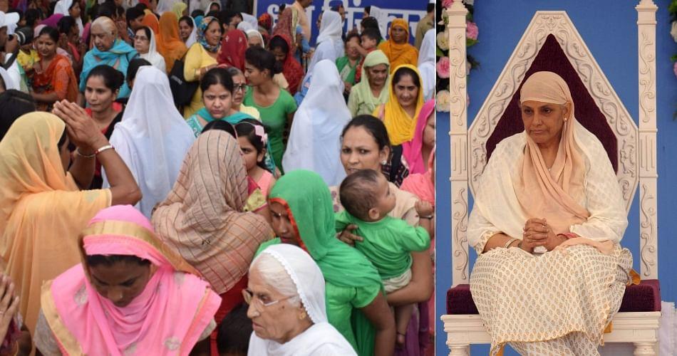 Sant Nirankari Mission Second Lady Head Sudiksha Profile