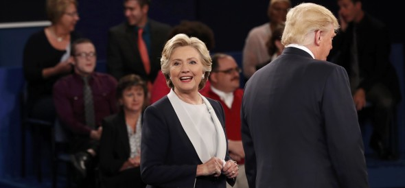 Hillary Clinton's 3 debate performances left the Trump campaign in ruins